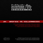 ORIFICE vs KILLERNOIZES - Scrape Ep (Front Cover)