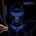 HITACHI II - Trans Human (Front Cover)
