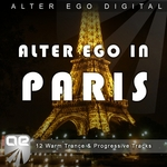 VARIOUS - Alter Ego In Paris (Front Cover)