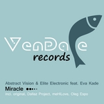 ABSTRACT VISION /ELITE ELECTRONIC feat EVA KADE - Miracle (Front Cover)