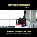 VARIOUS - Movierecords Vol 04 (Front Cover)