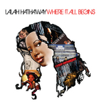 LALAH HATHAWAY - Where It All Begins (Front Cover)