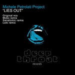 MICHELE PETROLATI PROJECT - Lies Out (Front Cover)