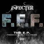 INFECTER - FFF EP (Front Cover)