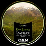 BARRIOS, Rafa - Tambourine (Front Cover)