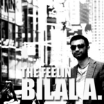 BILAL A - The Feelin (Incl Oscar P & C Scott mixes) (Front Cover)