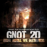 NOTILL, Greg/INSTIGATOR - War For Existence EP (Front Cover)