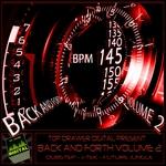 VARIOUS - Back & Forth Volume 2 (Dubstep J Tek Future Jungle) (Front Cover)