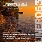 VRLIK, Miroslav feat MARTIN JURENKA - Join Together (Front Cover)