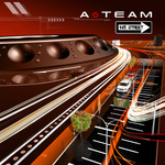A TEAM - 145 Street (Front Cover)