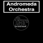 ANDROMEDA ORCHESTRA - Sensitive (Front Cover)