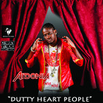 AIDONIA - Dutty Heart People (Front Cover)