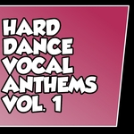 VARIOUS - Defiance Hard Dance Vocal Anthems Vol 1 (Front Cover)