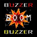 BUZZER - Boom (Front Cover)