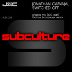 CARVAJAL, Jonathan - Switched Off (Front Cover)