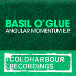 BASIL O'GLUE - Angular Momentum EP (Front Cover)
