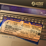 MEKKANIKKA/WILD MONKEYS/BLOCK DEVICE/MAD MADD/GMS/POLI - Air Trance: Flight 001 EP (Front Cover)