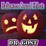 DR GOST - Halloween Sound Effects (Front Cover)