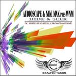 AUDIOSCAPE/NIKI MAK presents WNM - Hide & Seek (Front Cover)