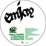 EMJAY - Hola Pappy (Front Cover)