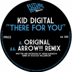 KID DIGITAL - There For You (Front Cover)