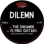DILEMN - The Dreamer (Front Cover)