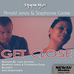 DJN PROJECT feat ARNOLD JARVIS & STEPHANIE COOKE - Get Close (Front Cover)
