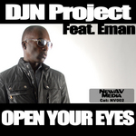 DJN PROJECT feat EMAN - Open Your Eyes (Front Cover)