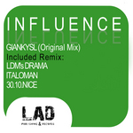 GIANKYSL - Influence (Front Cover)