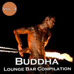 VARIOUS - Buddha Lounge Bar Compilation Vol 3 (Front Cover)