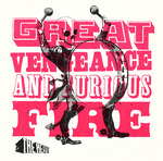 THE HEAVY - Great Vengeance & Furious Fire (Front Cover)