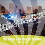 HARPER, Ben & THE INNOCENT CRIMINALS - Live At Lollapalooza 2007 (Front Cover)