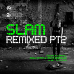 SLAM - Remixed: Part 2 (Front Cover)