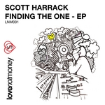 HARRACK, Scott - Finding The One EP (Front Cover)