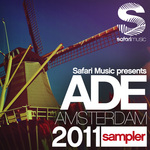 VARIOUS - Safari Music ADE Sampler 2011 (Front Cover)