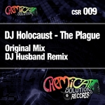 DJ HOLOCAUST - The Plague (Front Cover)