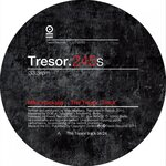 MIKE HUCKABY - The Tresor Track (Front Cover)