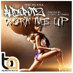AUDIOBOTZ feat MC KYLA - Work Me Up (Front Cover)