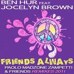 HUR, Ben feat JOCELYN BROWN - Friends Always (Front Cover)