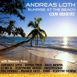 LOTH, Andreas aka DJ BUTTERBLEEP - Sunrise At The Beach Remix Album (Front Cover)