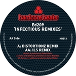 ED209 - Infectious (remixes) (Front Cover)