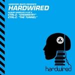 CTRL Z - Hardwired Album Sampler 4 (Front Cover)
