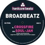BROADBEATZ - Crossfire Soul Jah (Front Cover)