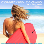 COUNTING CLOUDS - Like The Wind (Front Cover)