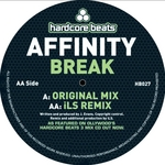 AFFINITY - Break (Front Cover)