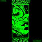 DR MATHLOVSKY - Lady Venom EP (Front Cover)