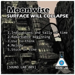 MOONWISE - Surface Will Collapse EP (Front Cover)