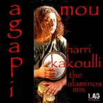 KAKOULLI, Harri - Aghabi Mou (The Alaminos Mix) (Front Cover)