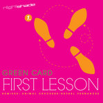 GREEN CARD - First Lesson (Front Cover)
