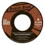 HOWE, Virgil/MARK CLAYDON - The Claydon Break (Front Cover)